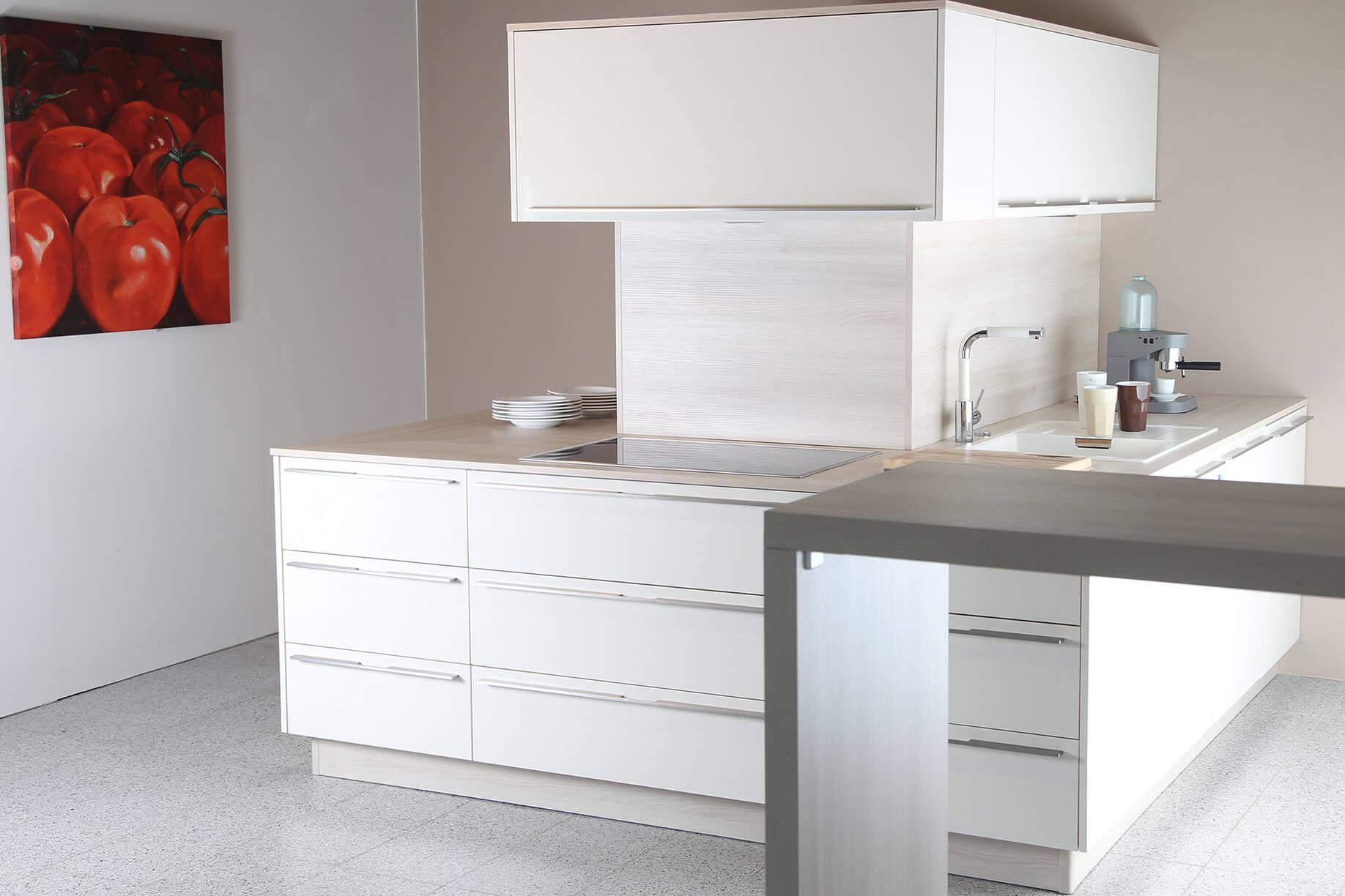 Küchenausstellung von Küchensysteme Christian Müller